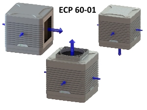 EcoCooling ECP60-01